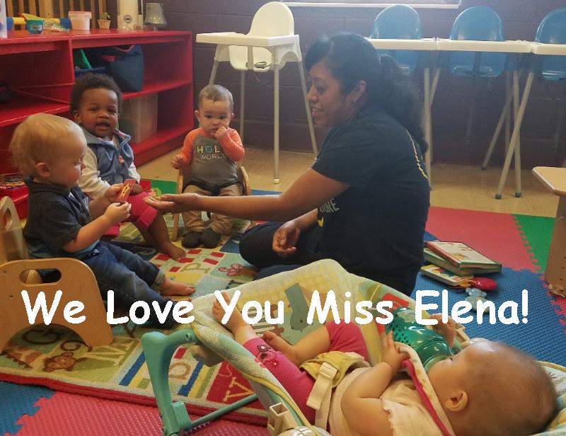 Farewell Miss Elena. We Love You!